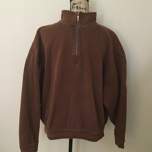 👗 Tommy Bahama 1/4 Zip XL Pullover